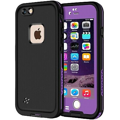 For Apple iPhone 6s Plus Life Waterproof Case Shockproof Dirtproof Snowproof