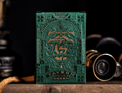 LIMITED EDITION Tavern On The Green Playing Cards by theory11