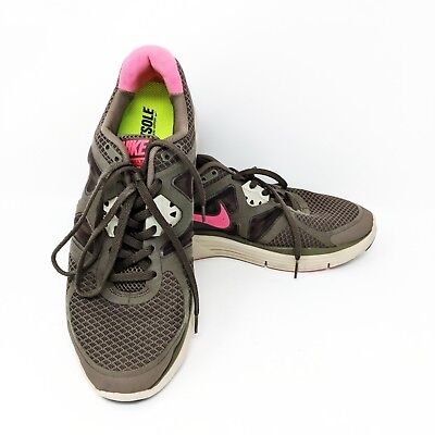 best sneakers 33658 2a30a NIKE WOMEN S LUNARGLIDE 3 SIZE 10 Smoke Pink Birch 454315 260