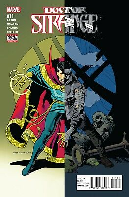Doctor Strange #11 - 1St Print -(Marvel -  Bagged And Boarded. Free Uk P+P!