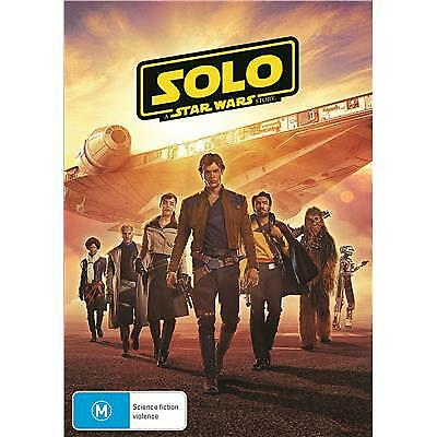 Solo - A Star Wars Story (DVD, 2018)