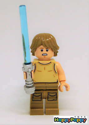 New LEGO Minifiguren Lego Star Wars Minifigur 75208 Luke Skywalker sw0907 Neuware