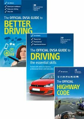 The official DVSA guide to better driving; the Official DVSA gu... 9780115534324