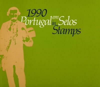 Portugal Em Selos (In Stamps) 1990 Year Book