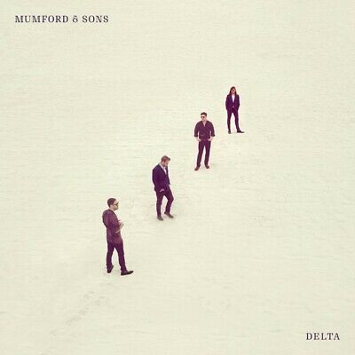 Mumford & Sons - Delta (2018. CD) 42, Guiding Light, Beloved - BN Sealed