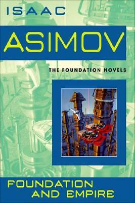 Foundation and Empire by Isaac Asimov (author)