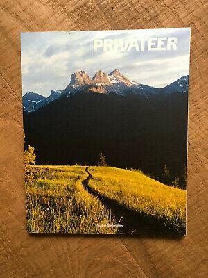 PRIVATEER  /  ROULEUR  BOOKZINE  ISSUE No.3 / MINT