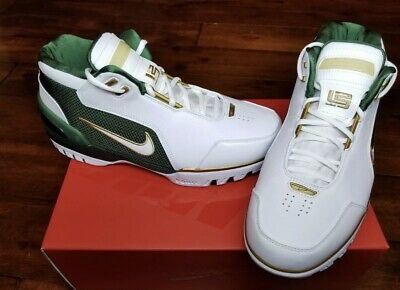 size 40 7bb30 9718a Nike Air Zoom Generation SVSM QS LeBron Style   AO2367-100 Size  12