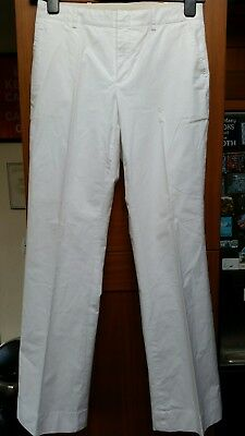 Womans/ Girls GAP Cotton Linned Trousers Size 4R