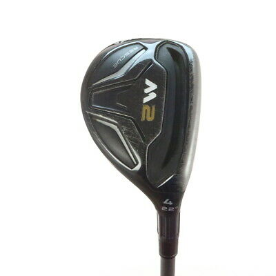 TaylorMade M2 4 Rescue 22 Degrees Accra Hy Senior Flex Right-Handed 52154A
