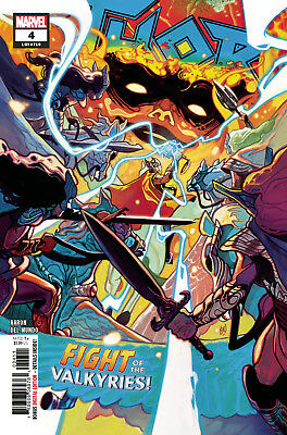 Thor #4 (Lgy #710) - 1St Print - Marvel - Bagged And Boarded. Free Uk P+P
