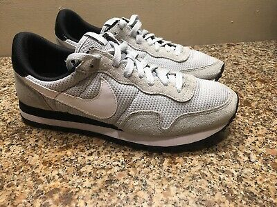 Details about Nike Air Pegasus '83 Womens 407477 011 Black Grey Mist Running Shoes Size 10