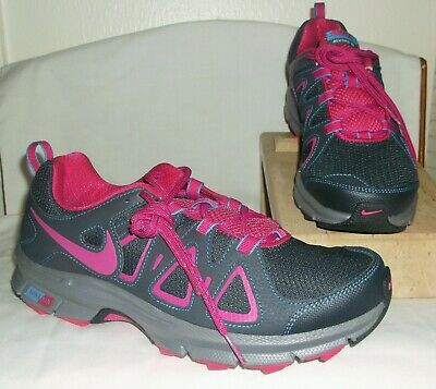 4ef9f29292a NIKE AIR ALVORD 10 Nib Women s Shoes Sneakers Trail Running Wide ...