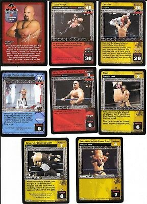 WWE RAW Deal 6X Card Victoria Lot *FREE SHIPPING* RARES