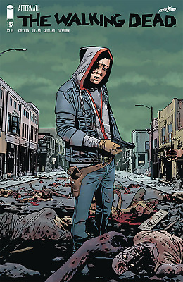 The Walking Dead #192 Cover A Image Comics PREORDER - SHIPS 6/5/19