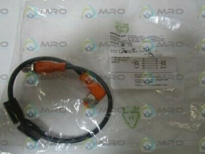Ifm Efector Evc060 Cable Connector * New In Factory Bag *