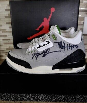 2fe94fb88e83b TINKER HATFIELD SIGNED Jordan 4 IV 8x10 Design Sketch Photo PROOF ...