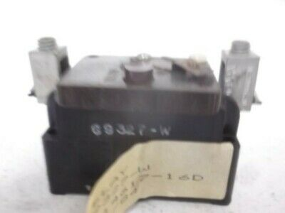 Reliance Electric 69327-W Relay * Used *