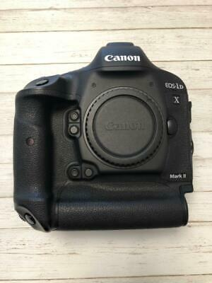 "From JAPAN ""Canon EOS 1DX Mark II Body Black"" Digital Camera Shutter Count 11000"