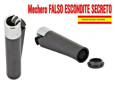 MECHERO Escondite SECRETO guarda dinero