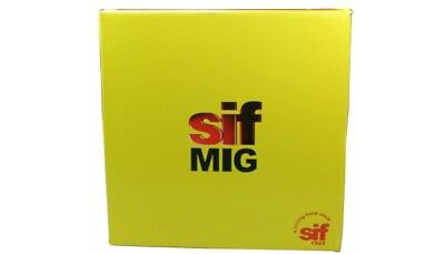 SIFMIG SG3 Mig Welding wire 1.0MM  Mild Steel 15KG ..Sif High Quality