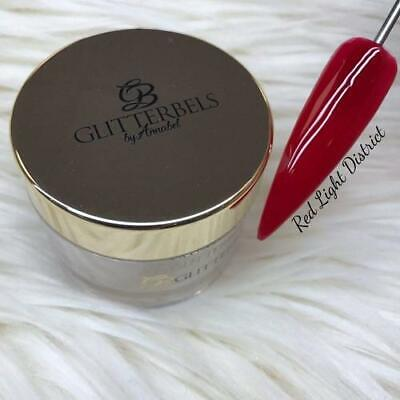 Glitterbels Acrylic Powder Red Light District 28g