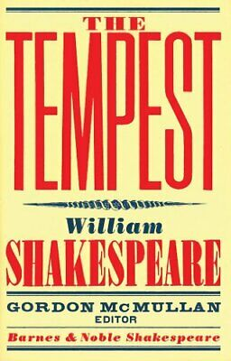 The Tempest (Barnes & Noble Shakespeare) By William Shakespeare
