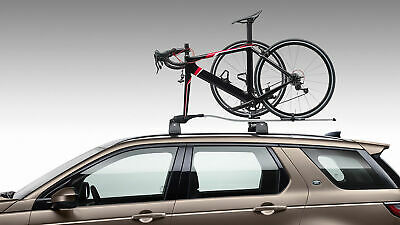 Genuine OEM Land/Range Rover Fork Mounted Bike Carrier - VPLWR0101