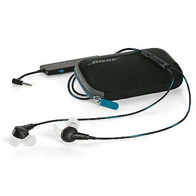 Bose - QuietComfort 20i Acoustic Noise Cancelling In-Ear Headphones - Black