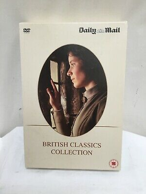 British Classics Collection - Complete Daily Mail Dvd Set 16 Films Exc Con