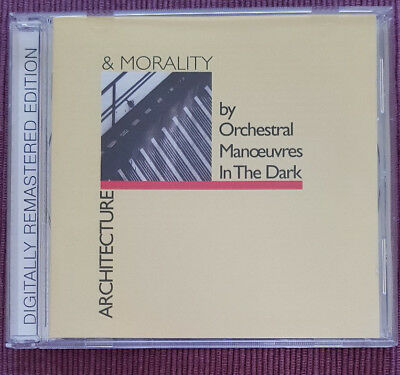 Orchestral Manoeuvres In The Dark ‎– Architecture & Morality [DIDCDR12]