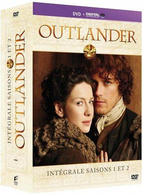 Outlander - Saisons 1 & 2 [DVD + Copie digitale] NEUF SOUS BLISTER
