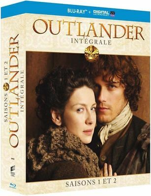 Outlander - Saisons 1 & 2 [Blu-ray + Copie digitale] NEUF SOUS BLISTER