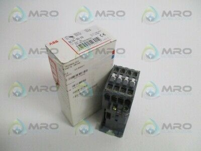 ABB BC16-30-10-01 FPL1813001R0101 CONTACTOR 24VDC NEW IN BOX *