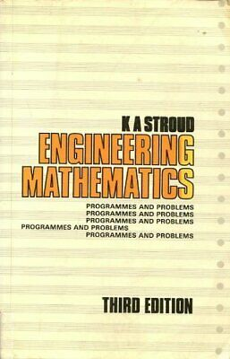 Engineering Mathematics 3ED By K A Stroud