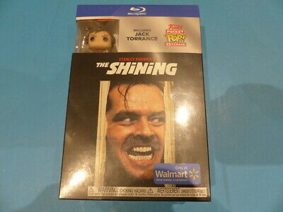 The Shining Collector's Edition With Jack Torrance Keychain Blu-Ray New