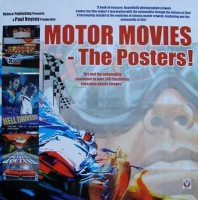 Boek/Book/Livre : Motor Movies Posters/Affiche Voiture Film/Auto/Car Poster