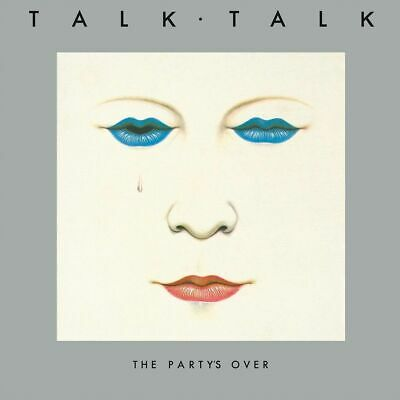"""Talk Talk """"The Party's Over"""" Re Issue Vinyl LP Record (New & Sealed)"""