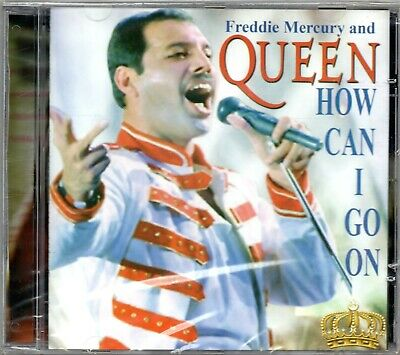 Queen CD Freddie Mercury How Can I Go On Brand New Sealed