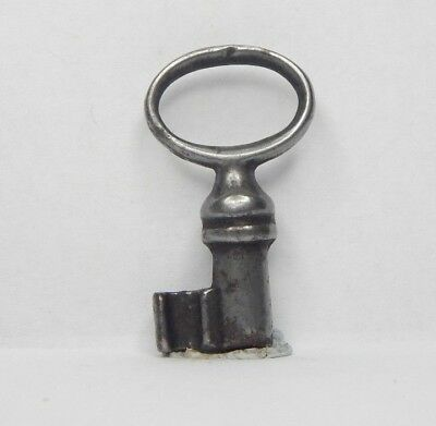 Antique Victorian cabinet Key 1.5 inch  Gothic box Caddy  drawer ak