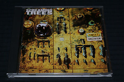 Screaming Trees Sweet Oblivion CD (1992) OUT OF PRINT FAST SHIPPING!!!