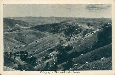natal valley of a thousand hills
