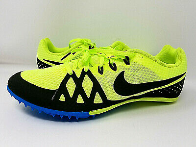 47a8ec7a81f  New  Nike Zoom Rival S 9 Men s Racing Track Spikes Volt 907564 703 -