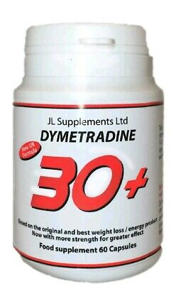 DYMETRADINE D30+ Fat Burners.2019 NEW ONE