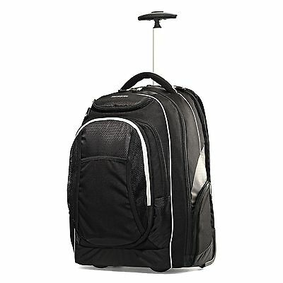"""Samsonite Tectonic Carrying Case [Rolling Backpack] for 15.6"""" Notebook, Travel"""