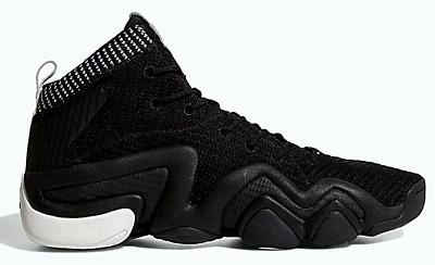 NEW* ADIDAS CRAZY 8 ADV PK BlackBlackWhite Men's