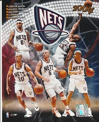 check out 85dc1 73c95 2004 NEW JERSEY Nets Nba Basketball 3.5