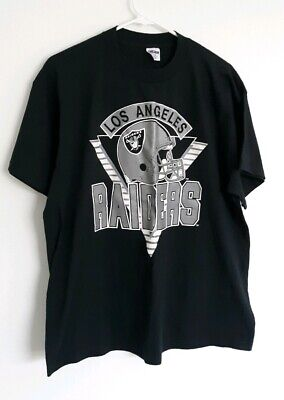adcff4c7 VINTAGE 80S OR 90s Los Angeles Raiders T-shirt Oakland NFL - $39.99 ...
