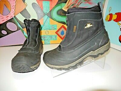 Mens Arctic Shield ~ Size 8W  MEN~ Rubber & Leather Waterproof Winter Snow Boots