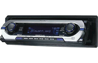SONY XPLOD CDX-M7815X CD / MP3 car stereo head unit deck w/ remote
